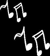 dessin note de note de musique blanc